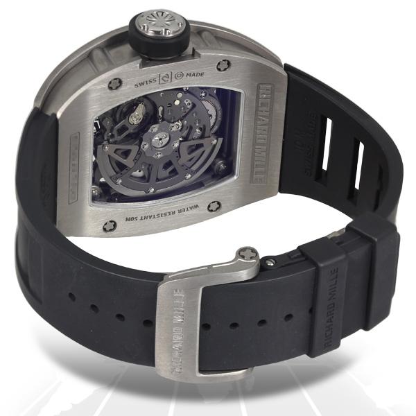 Richard Mille RM029 Oversize Date RM029 AK TI-replica