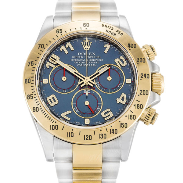 Rolex Daytona 116523 Navy Dial-40MM-replica