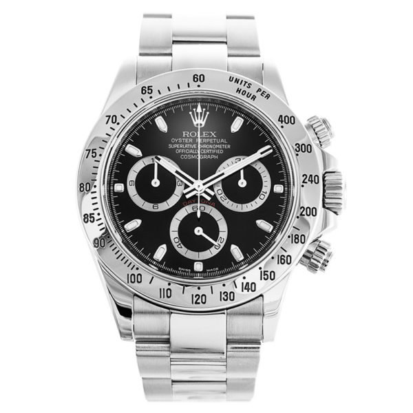 Rolex Daytona Black 116520-replica