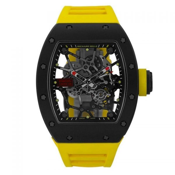 Richard Mille Rafael Nadal RM035 TZP Ceramic NTPT Carbon Watch-replica