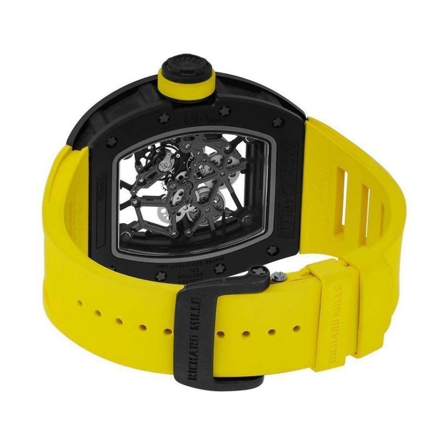 Richard Mille Rafael Nadal RM035 TZP Ceramic NTPT Carbon Watch-copy
