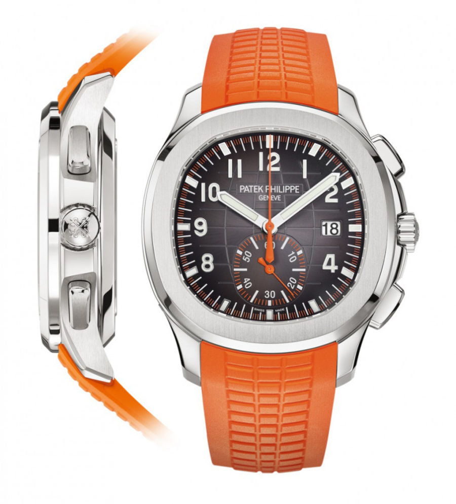 Patek Philippe Aquanaut Chronograph 5968A-001-copy