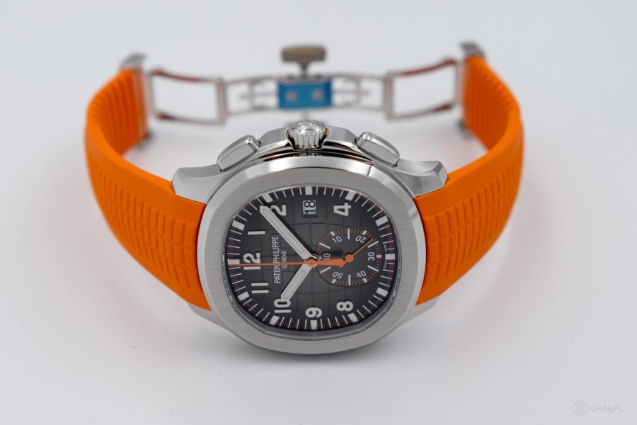 Patek Philippe Aquanaut Chronograph 5968A-001-fake