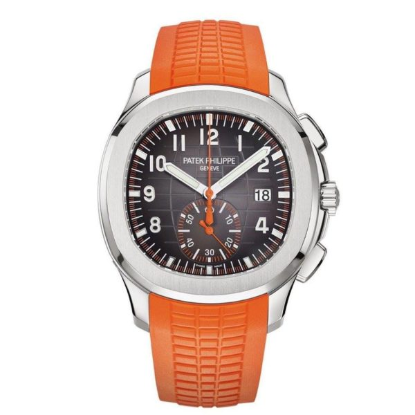 Patek Philippe Aquanaut Chronograph 5968A-001 Orange-replica