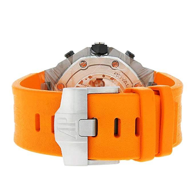 Audemars Piguet Orange Diver 26703ST Royal Oak Offshore - fake