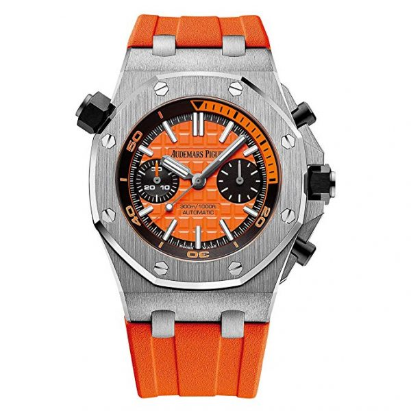 Audemars Piguet Orange Diver 26703ST Royal Oak Offshore - replica