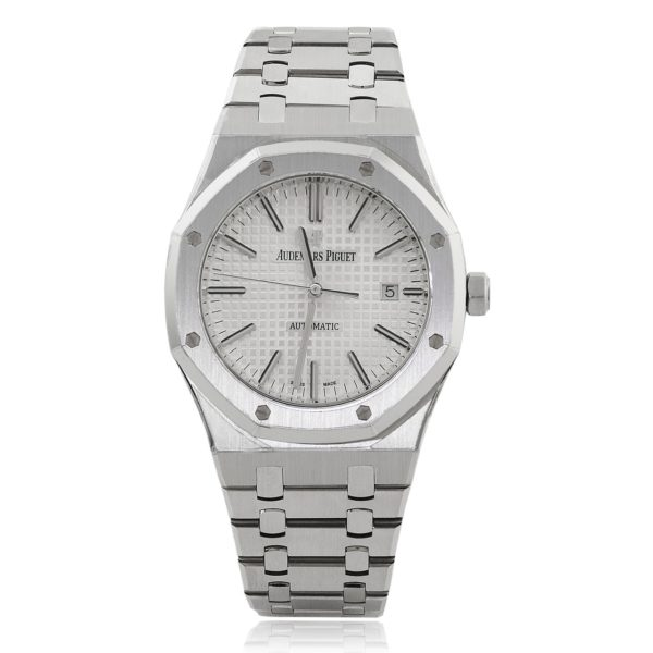 Audemars Piguet Royal Oak 41mm Stainless Steel Watch - Replica