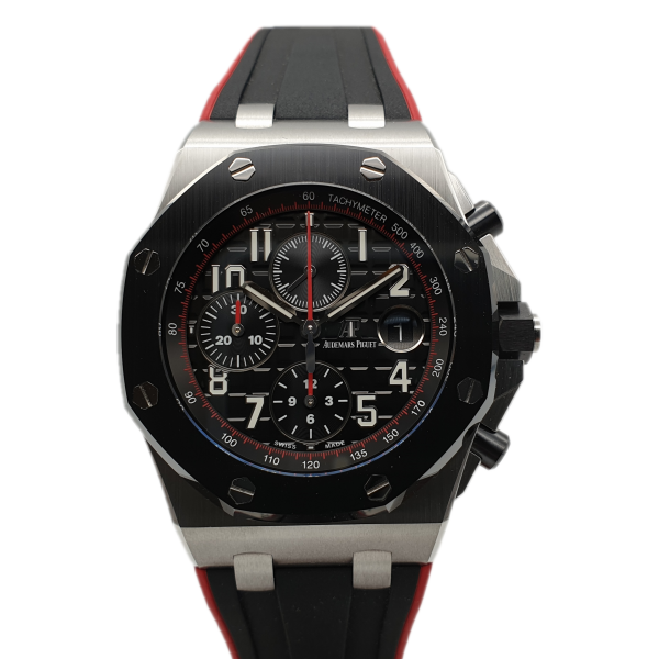 Audemars Piguet 26470SO.OO.A002CA.01 Royal Oak Offshore Automatic Chrono SS - Replica