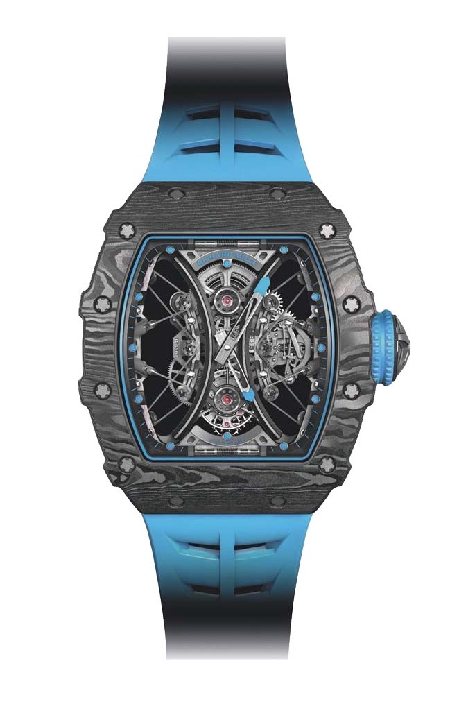 Richard Mille RM 53-01 TOURBILLON PABLO MAC DONOUGH -replica
