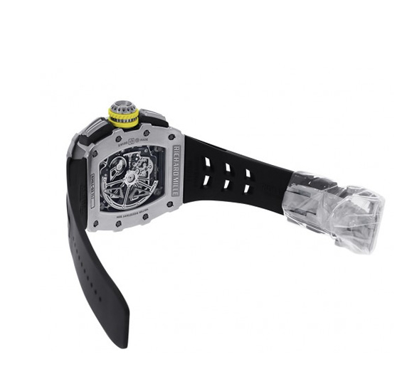 Richard Mille RM11-03 Automatic Flyback Chronograph RG TI-looklike