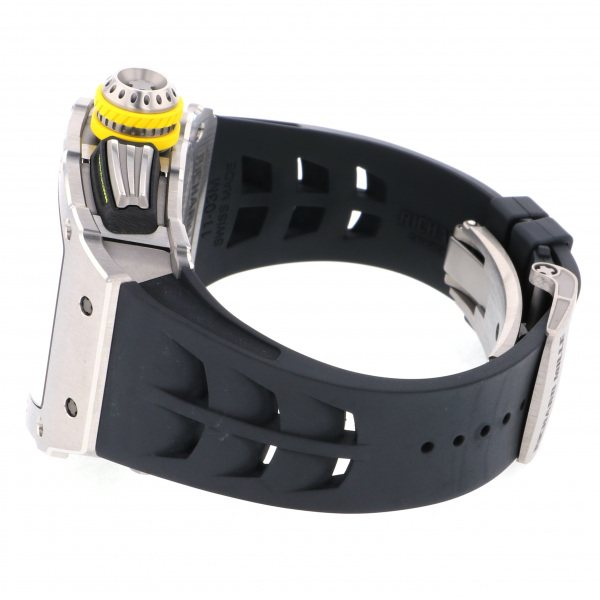 Richard Mille RM11-03 Automatic Flyback Chronograph RG TI-replica