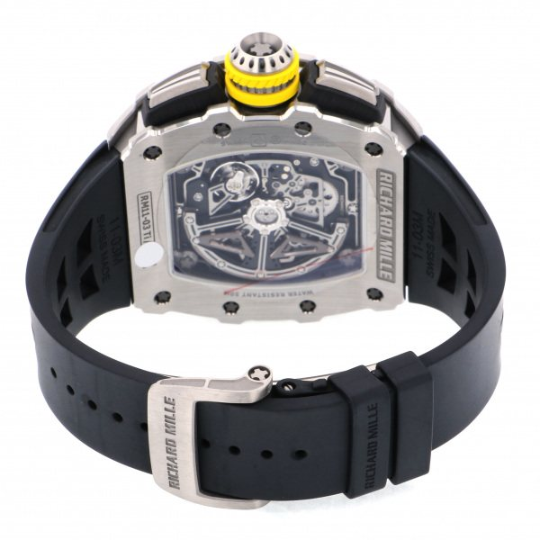 Richard Mille RM11-03 Automatic Flyback Chronograph RG TI-mirror