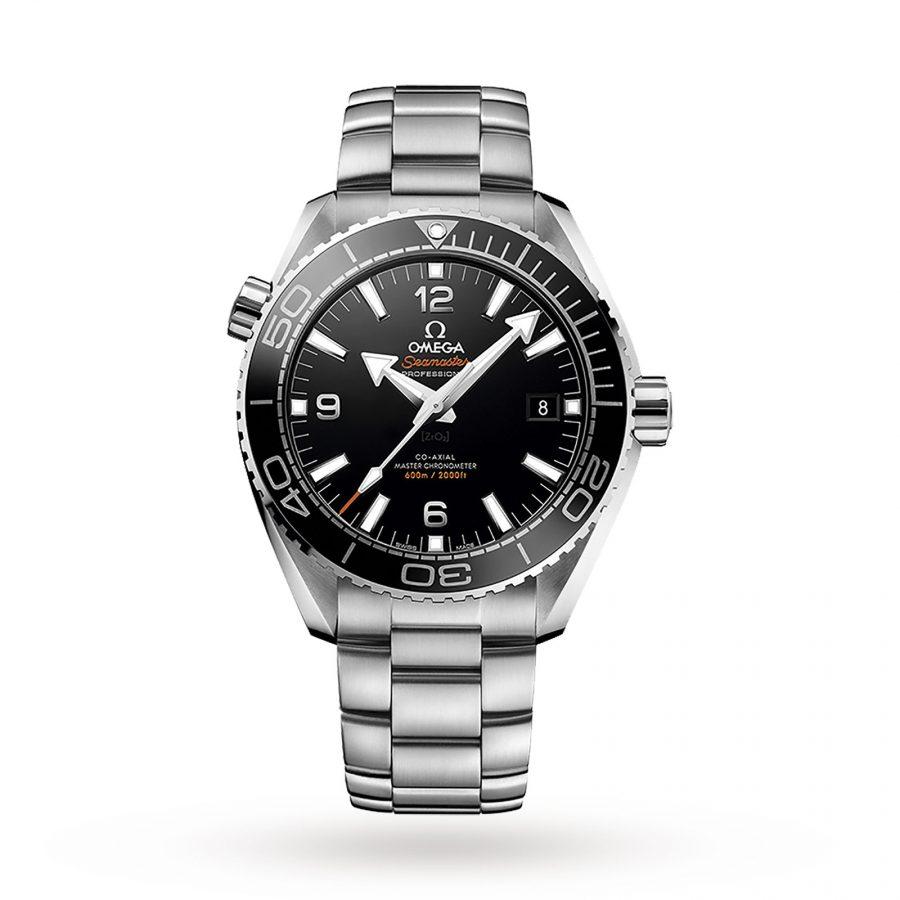 Omega Seamaster Planet Ocean 600M Co-Axial Master Chronometer 43.5 mm-replica