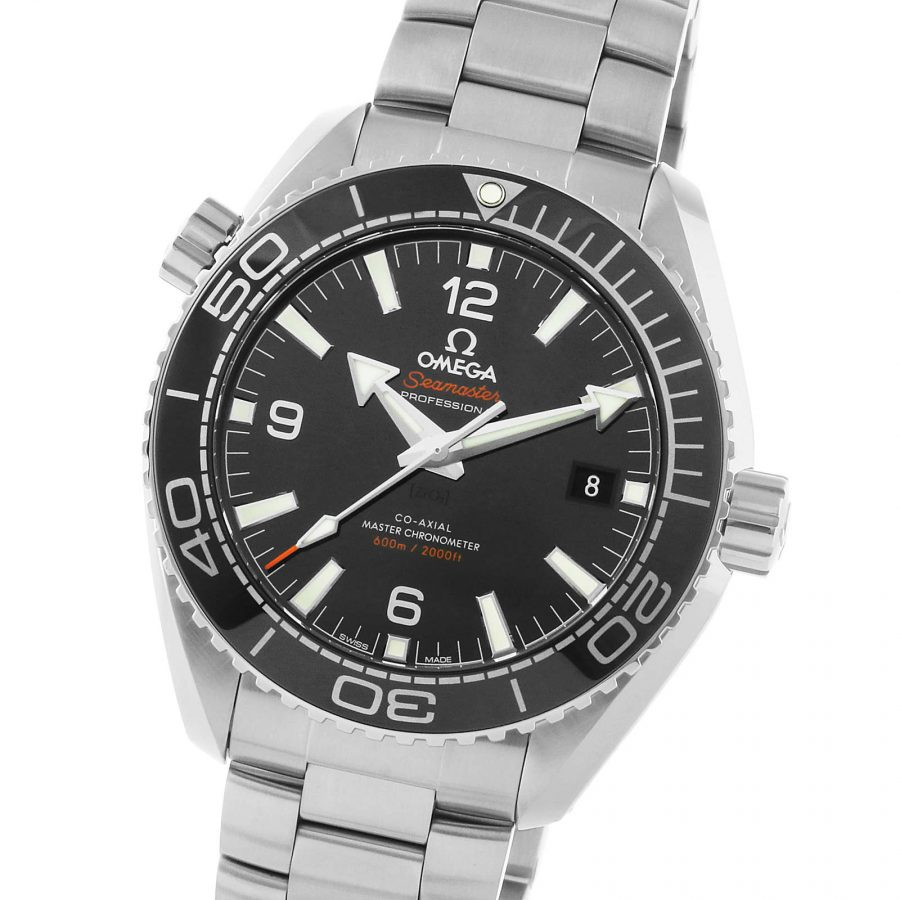 Omega Seamaster Planet Ocean 600M Co-Axial Master Chronometer 43.5 mm-lookalike