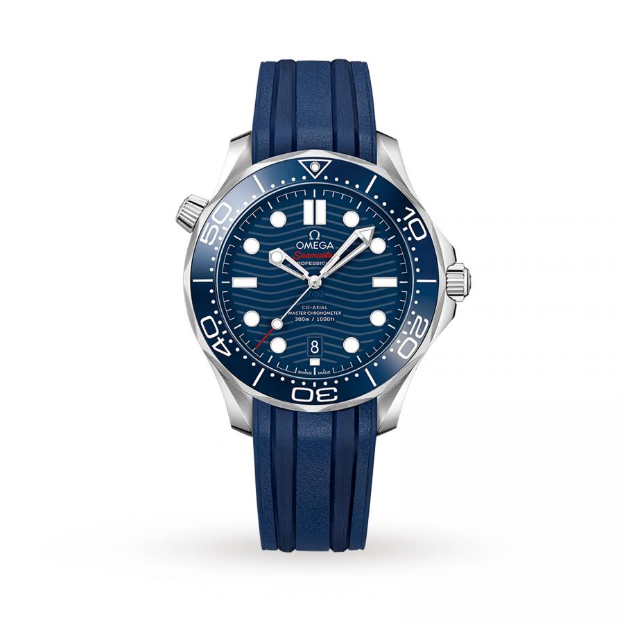 Omega Seamaster Diver 300m Co-axial Master Chronometer 42mm-replica