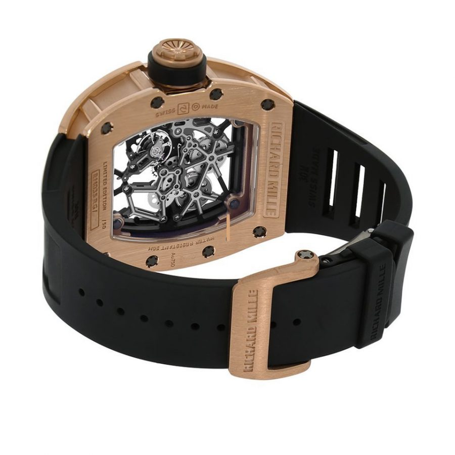 Richard Mille RM035 Toro Americas Edition Rose Gold - 48MM-lookalike