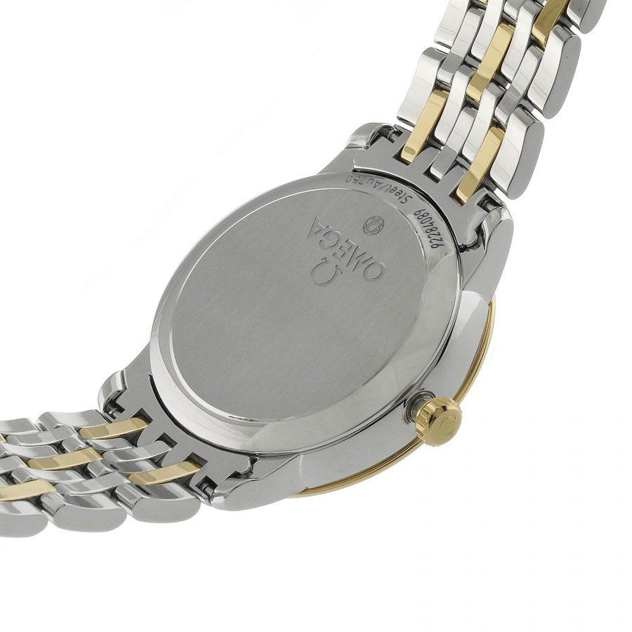 Omega De Ville Prestige Quartz Ladies Watch 24.4mm-copy