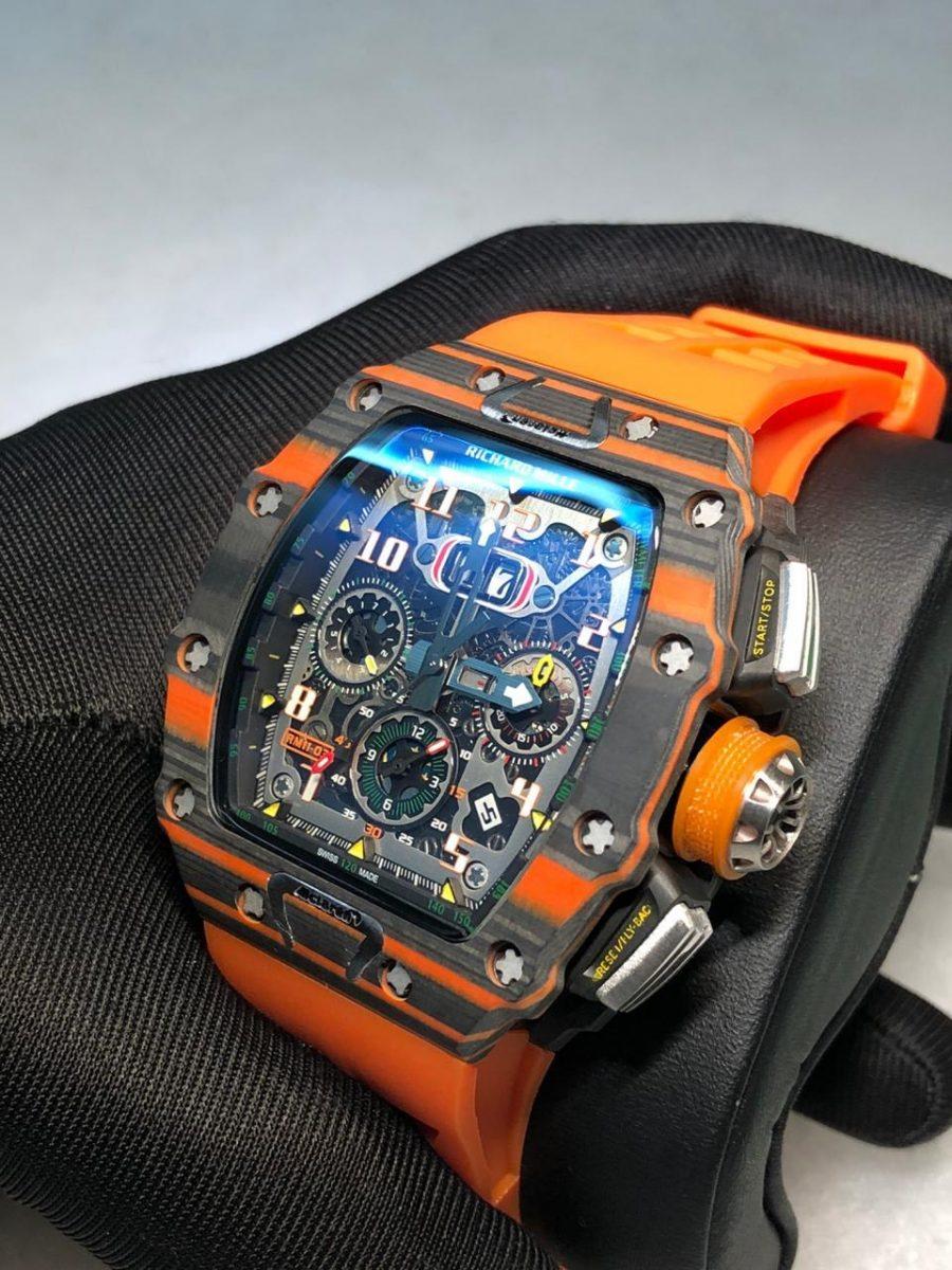 Richard Mille McLaren NTPT RM11-03-replica