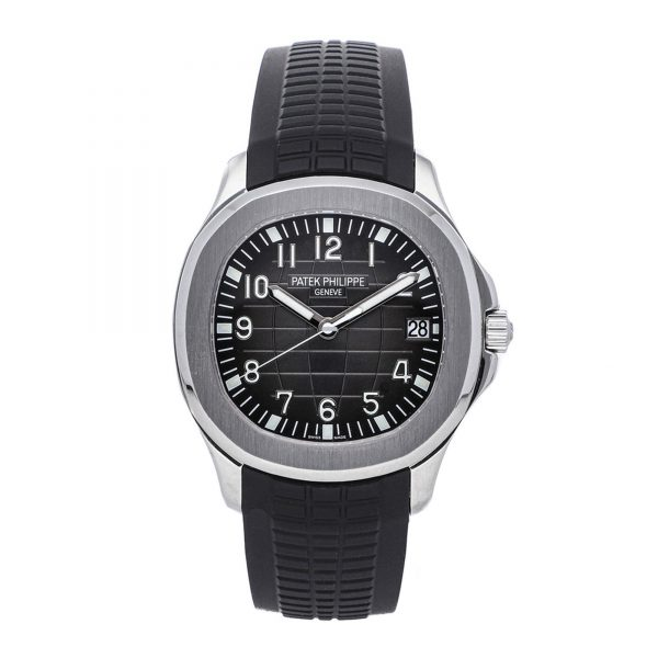 Patek Philippe Aquanaut Jumbo 5168G Black-replica