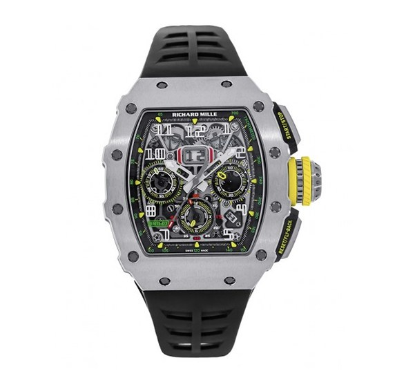 Richard Mille RM11-03 Silver-replica