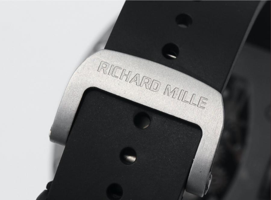 Richard Mille RM001 Replica Tourbillon Sandblasted-replica