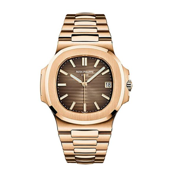 Patek Philippe Nautilus Rose Gold 5711/1R-001-Replica