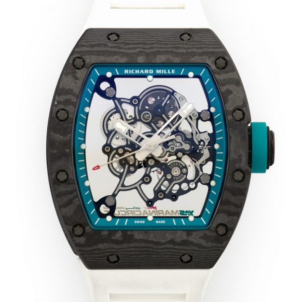 Richard Mille RM055 Yas Marina Circuit Carbon-replica