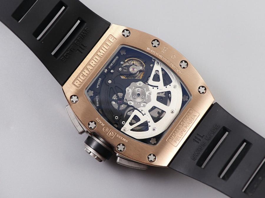 Richard Mille RM011 FM Felipe Massa Chronograph-replica