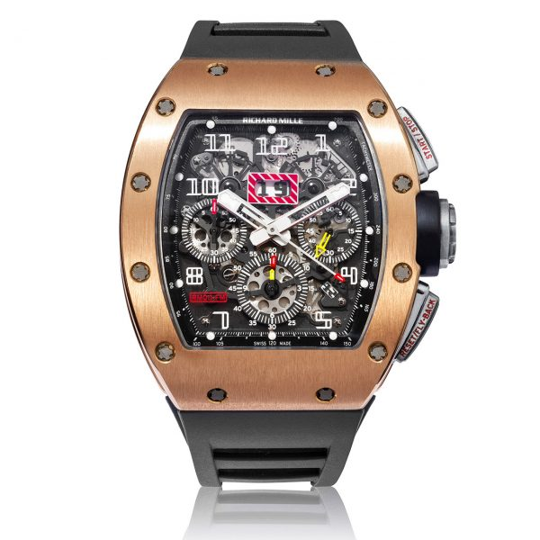 Richard Mille RM011 FM Felipe Massa Chronograph-Replica