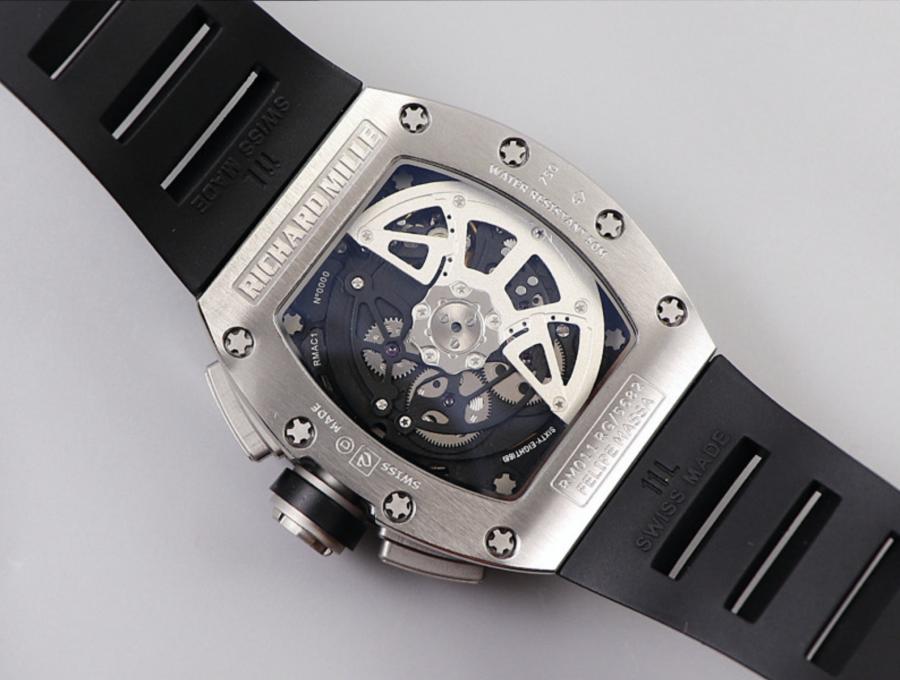 Richard Mille RM 011 FELIPE MASSA TITANIUM -replica