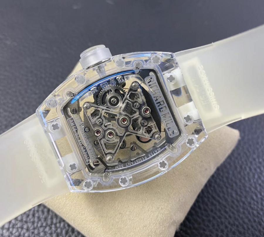 Richard Mille RM 56-02 Tourbillon Sapphire-copy