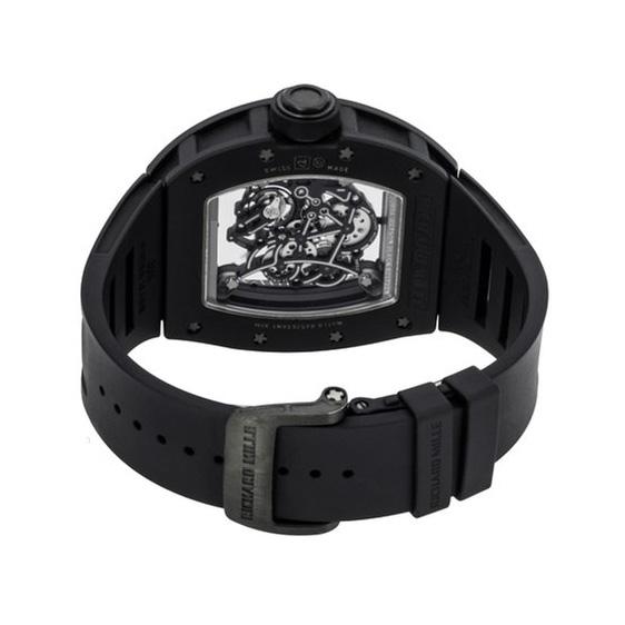 Richard Mille RM055 Replica Bubba Watson Black Ceramic-copy