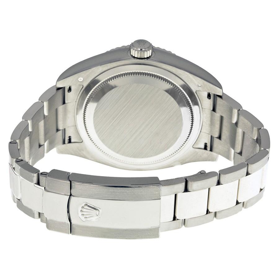 Rolex Sky-Dweller 42mm Black Dial Stainless Steel 326934-fake