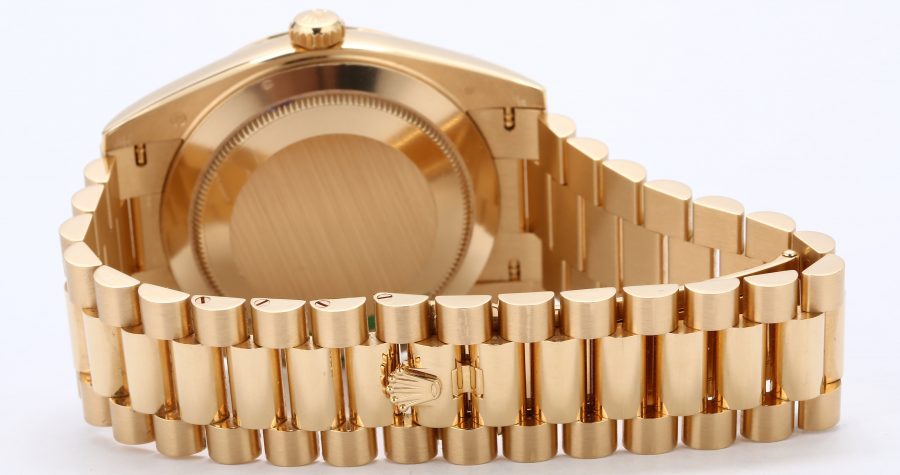 Rolex Day-Date 40 Champagne Colour Dial 228238-copy