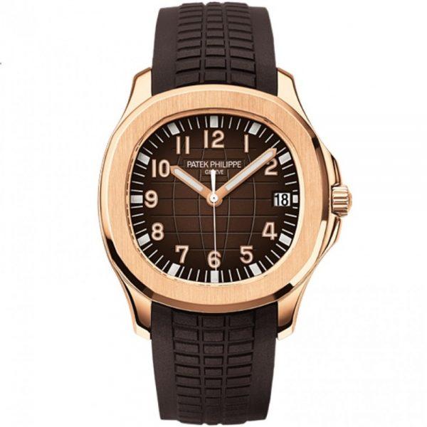 Patek Philippe Aquanaut 5167R-001 Rose Gold-replica