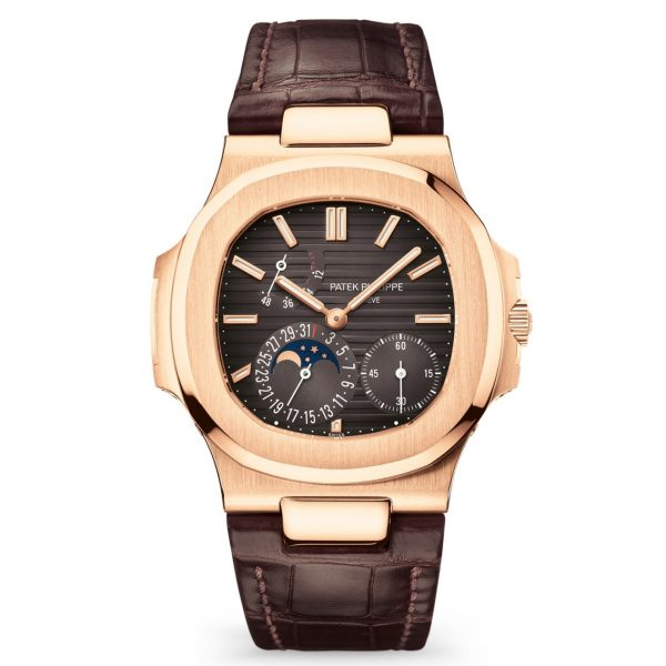 Patek Philippe Nautilus 5712/1A-001 Moon Phase Gold-replica