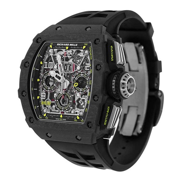 Richard Mille RM11-03 Carbon Automatic Flyback Chronograph-fake