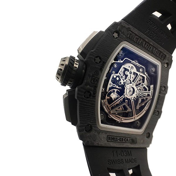 Richard Mille RM11-03 Carbon Automatic Flyback Chronograph-replica