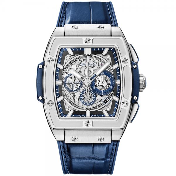 Hublot Spirit of Big Bang Titanium Blue 45mm 601.NX.7170.LR-replica